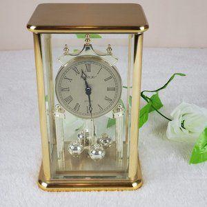Vintage Danbury Clock Quartz Company